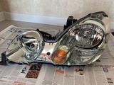 Корпус фар новые и стекла б. У на Лексус GS300 за 15 000 тг. в Алматы