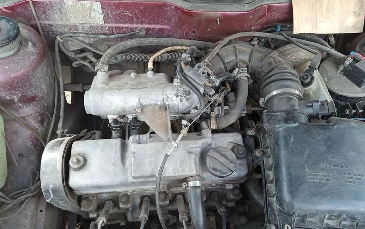 Двигатель в сборе с коробкой за 190 000 тг. в Костанай