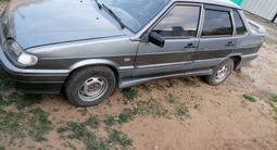 ВАЗ (Lada) 2115 (седан) 2007 года за 650 000 тг. в Актобе