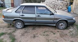 ВАЗ (Lada) 2115 (седан) 2007 года за 650 000 тг. в Актобе – фото 4