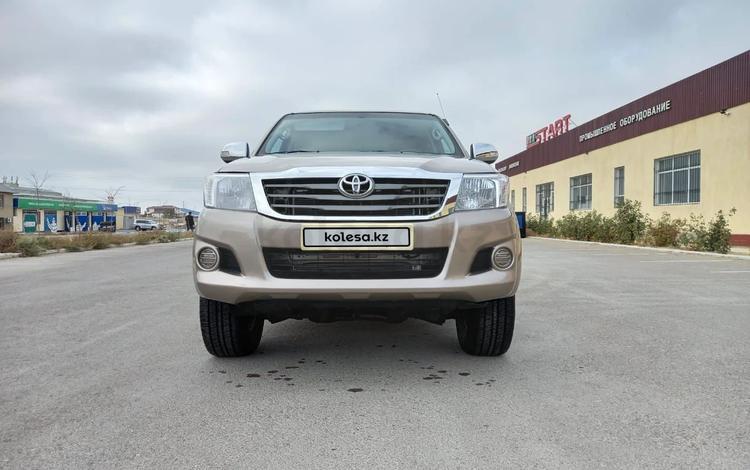 Toyota Hilux 2010 года за 7 990 000 тг. в Актау