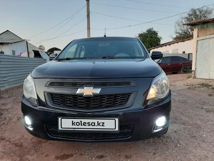 Chevrolet Cobalt 2014 года за 2 300 000 тг. в Алматы – фото 2