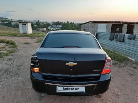 Chevrolet Cobalt 2014 года за 2 300 000 тг. в Алматы – фото 5