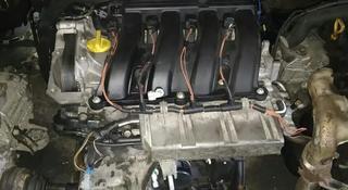 Логан ларгус двигатель привозные контрактные с гарантией за 185 000 тг. в Павлодар