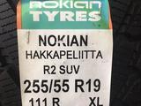 Шины Nokian (Finland) Новые шины липучка! за 35 000 тг. в Кызылорда – фото 2