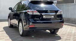 Lexus RX 350 2009 года за 12 300 000 тг. в Алматы – фото 2