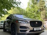 Jaguar F-Pace 2017 года за 19 500 000 тг. в Алматы