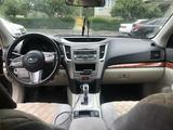 Subaru Outback 2011 года за 6 000 000 тг. в Талдыкорган – фото 5