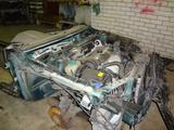 Двигатель на Volvo v70, s60 об.2, 4 литра 2003года тип… за 130 000 тг. в Актобе – фото 2