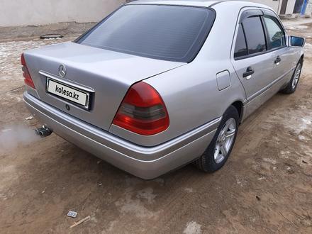 Mercedes-Benz C 220 1996 года за 1 750 000 тг. в Кызылорда – фото 2