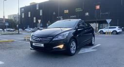 Hyundai Accent 2015 года за 5 400 000 тг. в Шымкент