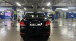 Hyundai Accent 2015 года за 5 400 000 тг. в Шымкент – фото 2