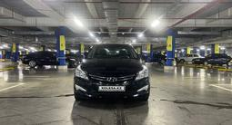 Hyundai Accent 2015 года за 5 400 000 тг. в Шымкент – фото 3
