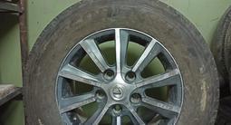 Шины с диском за 210 000 тг. в Актобе – фото 5