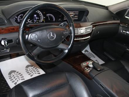 Mercedes-Benz S 400 2010 года за 10 170 000 тг. в Шымкент – фото 11
