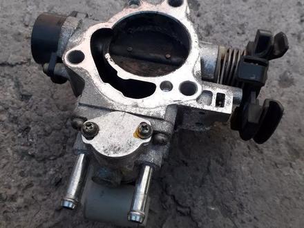 Дроссельная заслонка на Toyota Caldina ST215, 3s-FE в Алматы
