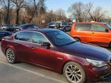 BMW 525 2007 года за 4 600 000 тг. в Алматы – фото 2