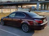 BMW 525 2007 года за 4 600 000 тг. в Алматы – фото 3