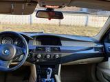BMW 525 2007 года за 4 600 000 тг. в Алматы – фото 5