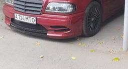 Передний бампер S-Tuning w202 Mercedes Benz за 45 000 тг. в Алматы – фото 3