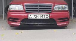 Передний бампер S-Tuning w202 Mercedes Benz за 45 000 тг. в Алматы