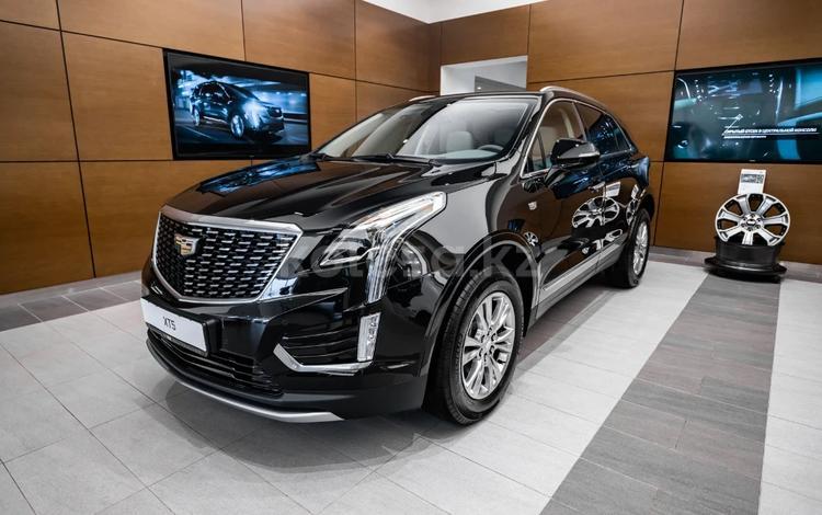 Cadillac XT5 2021 года за 33 000 000 тг. в Актау