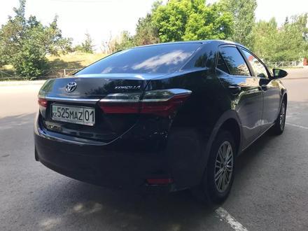 Toyota Corolla 2018 года за 7 800 000 тг. в Нур-Султан (Астана) – фото 2