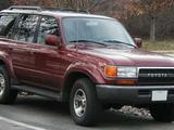 Toyota Land Cruiser 1995 года за 11 000 тг. в Кокшетау