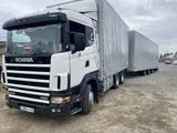 Scania  R124 2001 года за 11 500 000 тг. в Жаркент – фото 4