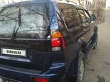 Mitsubishi Pajero Sport 2000 года за 3 900 000 тг. в Алматы – фото 4