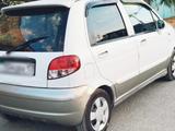 Chevrolet Matiz 2004 года за 1 400 000 тг. в Шымкент – фото 2