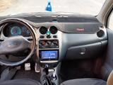 Chevrolet Matiz 2004 года за 1 400 000 тг. в Шымкент – фото 3
