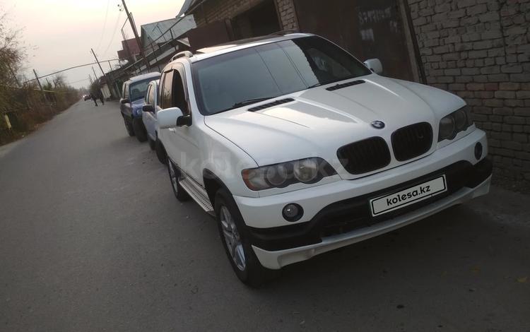 BMW X5 2002 года за 3 000 000 тг. в Алматы
