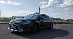 Toyota Camry 2015 года за 10 800 000 тг. в Нур-Султан (Астана) – фото 2