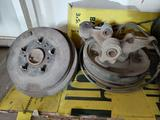 Цапфа задняя ступица сборе тормозной барабан от toyota camry v30-35… за 20 000 тг. в Нур-Султан (Астана) – фото 3