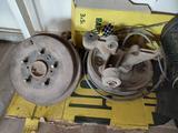Цапфа задняя ступица сборе тормозной барабан от toyota camry v30-35… за 20 000 тг. в Нур-Султан (Астана) – фото 4