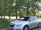 Chevrolet Cruze 2011 года за 3 700 000 тг. в Усть-Каменогорск – фото 2