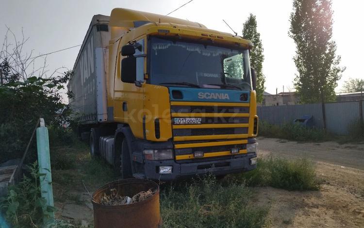 Scania  114 2001 года за 10 500 000 тг. в Актобе