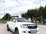 Toyota Hilux 2012 года за 8 750 000 тг. в Алматы