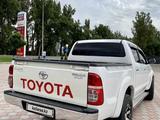 Toyota Hilux 2012 года за 8 750 000 тг. в Алматы – фото 4