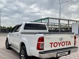 Toyota Hilux 2012 года за 8 750 000 тг. в Алматы – фото 5