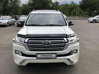 Toyota Land Cruiser 2016 года за 27 200 000 тг. в Алматы