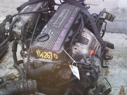 Kонтрактный двигатель (АКПП) Nissan Terrano Qd32, VG30, KA24, TD27 за 300 000 тг. в Алматы – фото 11
