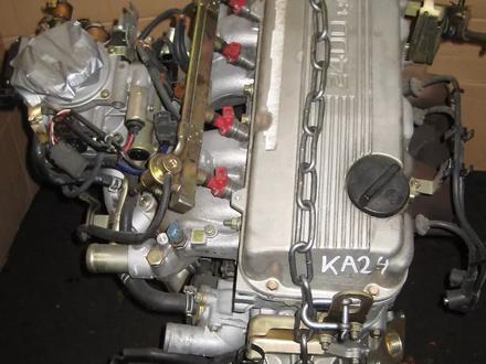 Kонтрактный двигатель (АКПП) Nissan Terrano Qd32, VG30, KA24, TD27 за 300 000 тг. в Алматы – фото 12