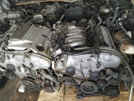 Kонтрактный двигатель (АКПП) Nissan Terrano Qd32, VG30, KA24, TD27 за 300 000 тг. в Алматы – фото 19