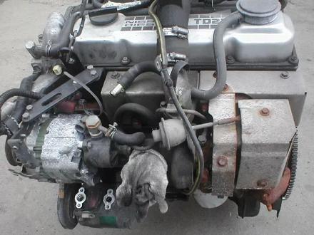 Kонтрактный двигатель (АКПП) Nissan Terrano Qd32, VG30, KA24, TD27 за 300 000 тг. в Алматы – фото 4