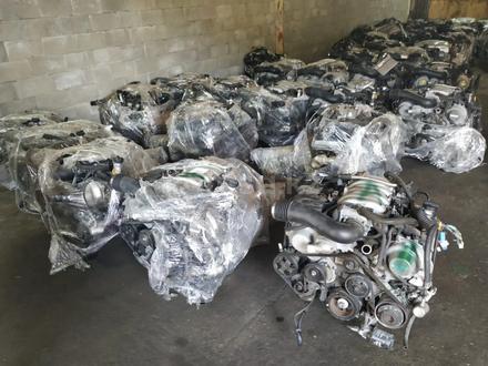 Kонтрактный двигатель (АКПП) Nissan Terrano Qd32, VG30, KA24, TD27 за 300 000 тг. в Алматы – фото 20