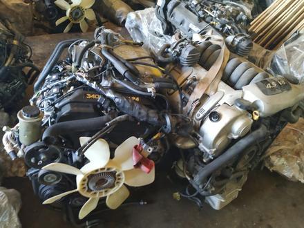 Kонтрактный двигатель (АКПП) Nissan Terrano Qd32, VG30, KA24, TD27 за 300 000 тг. в Алматы – фото 21