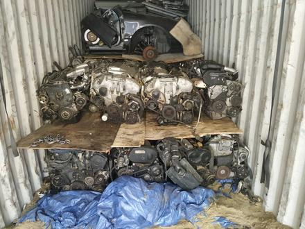 Kонтрактный двигатель (АКПП) Nissan Terrano Qd32, VG30, KA24, TD27 за 300 000 тг. в Алматы – фото 22