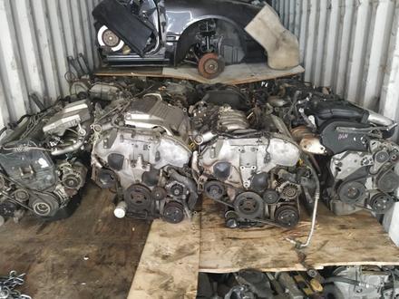 Kонтрактный двигатель (АКПП) Nissan Terrano Qd32, VG30, KA24, TD27 за 300 000 тг. в Алматы – фото 26